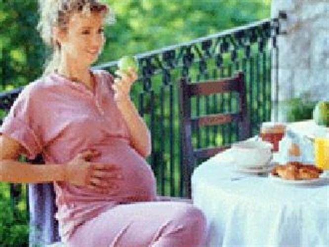 Hamileler de şık olur